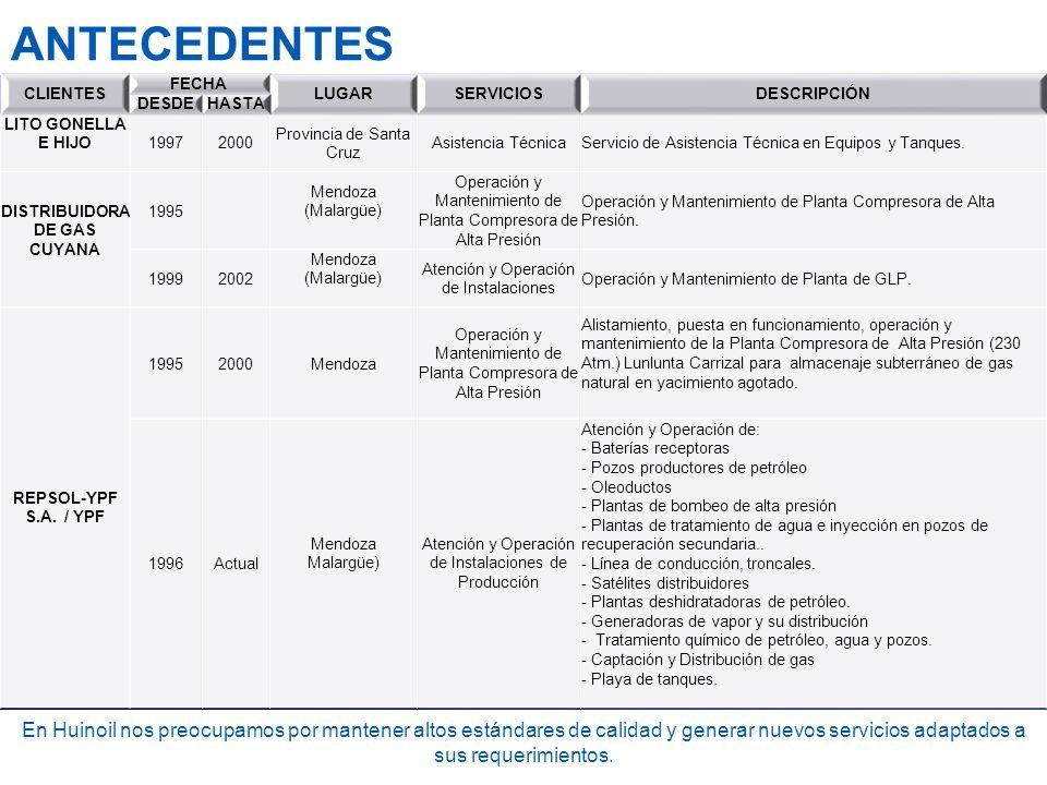 DISTRIBUIDORA DE GAS CUYANA