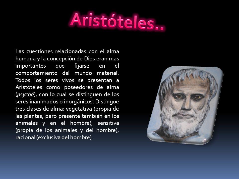 Aristóteles..