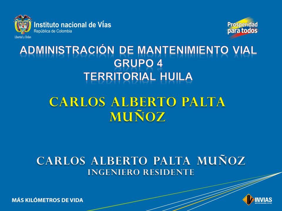 CARLOS ALBERTO PALTA MUÑOZ