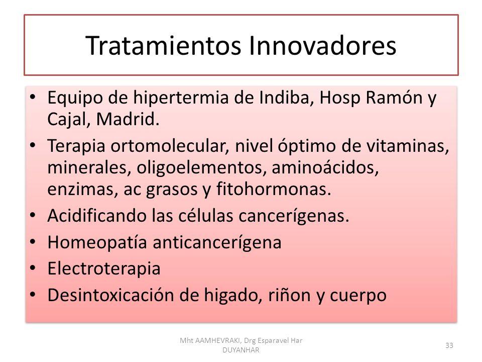 Tratamientos Innovadores
