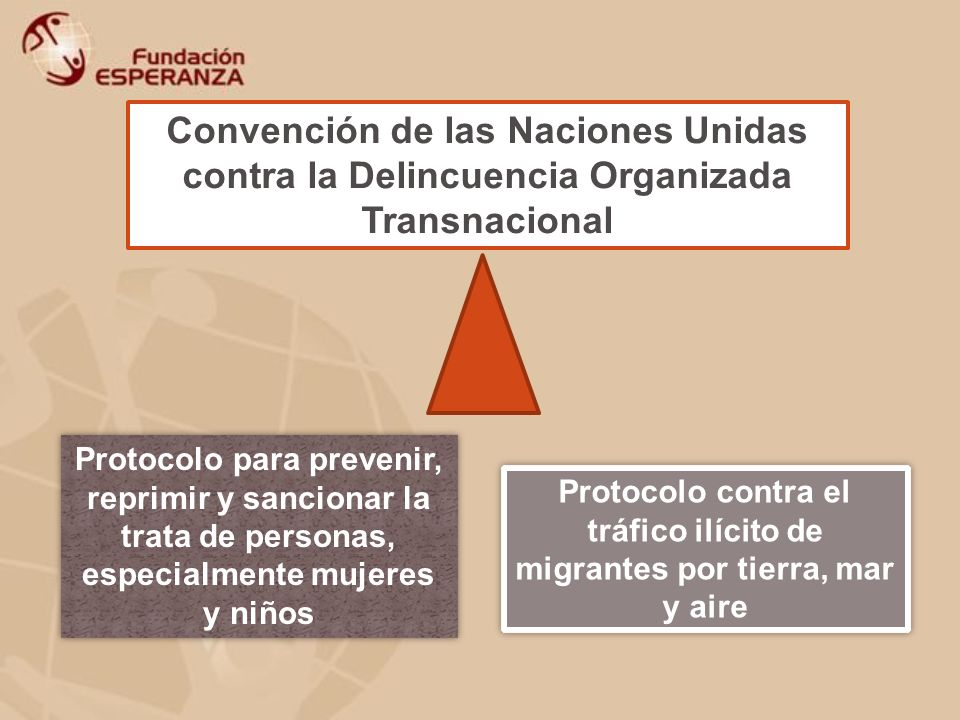 Convención de las Naciones Unidas contra la Delincuencia Organizada