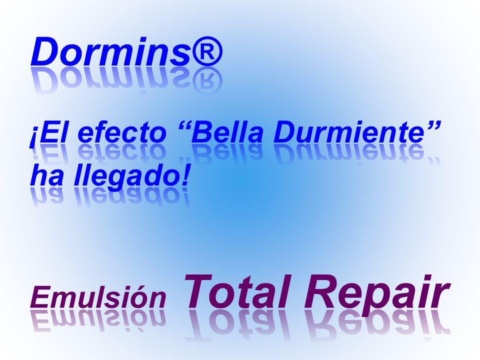 Dormins® ¡El efecto Bella Durmiente ha llegado!