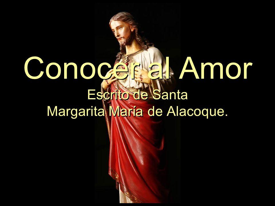 Margarita María de Alacoque.