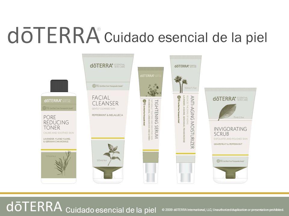 Cuidado esencial de la piel