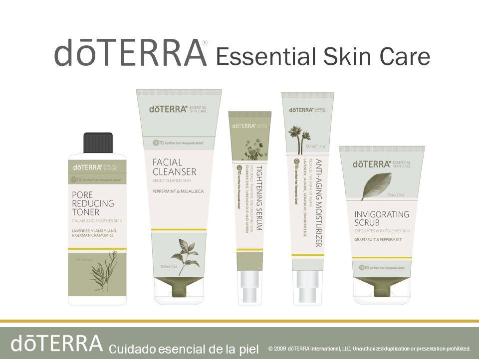 Essential Skin Care Cuidado esencial de la piel
