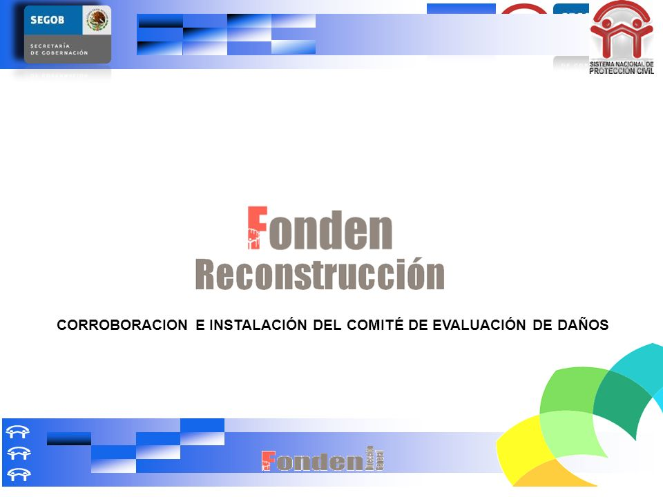CORROBORACION E INSTALACIÓN DEL COMITÉ DE EVALUACIÓN DE DAÑOS