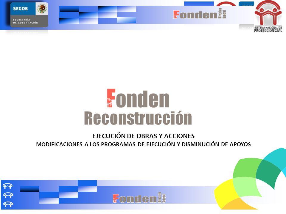 EJECUCIÓN DE OBRAS Y ACCIONES