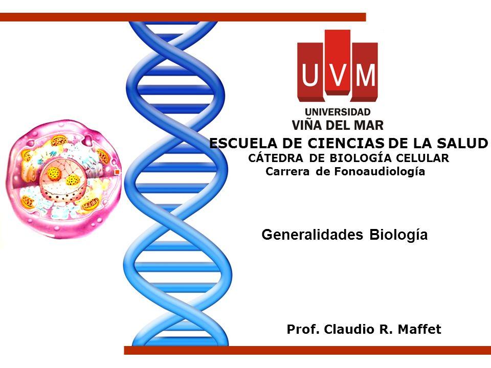 Generalidades Biología
