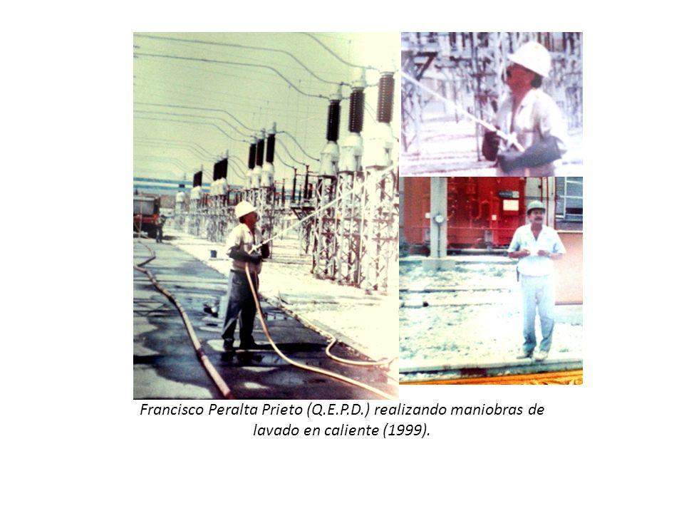Francisco Peralta Prieto (Q. E. P. D