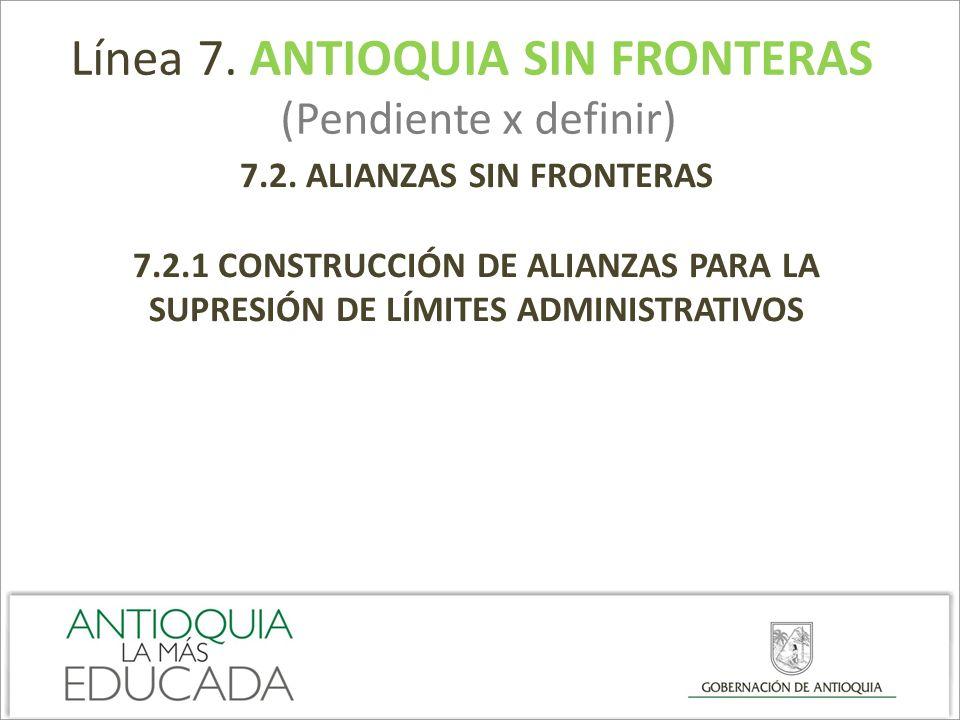 7.2. ALIANZAS SIN FRONTERAS