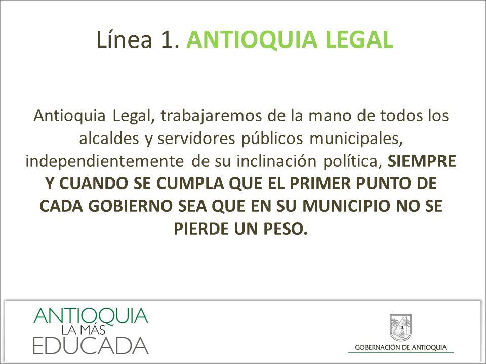 Línea 1. ANTIOQUIA LEGAL
