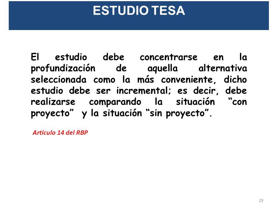ESTUDIO TESA