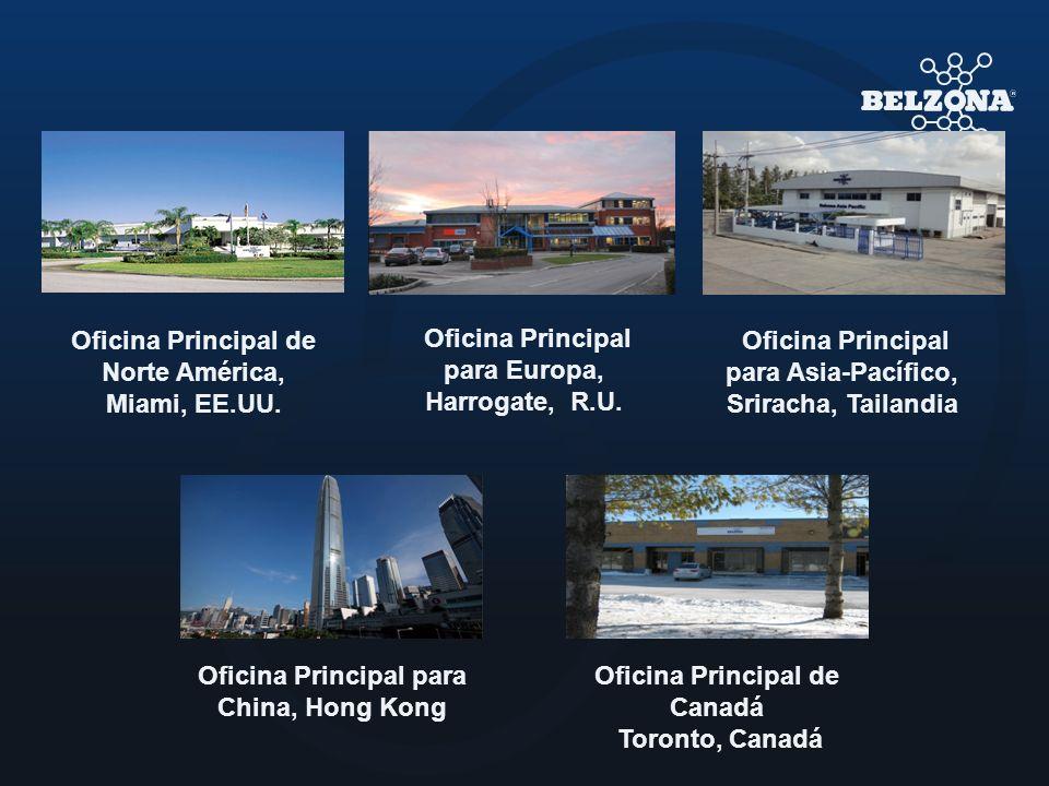 Oficina Principal de Norte América, Miami, EE.UU.