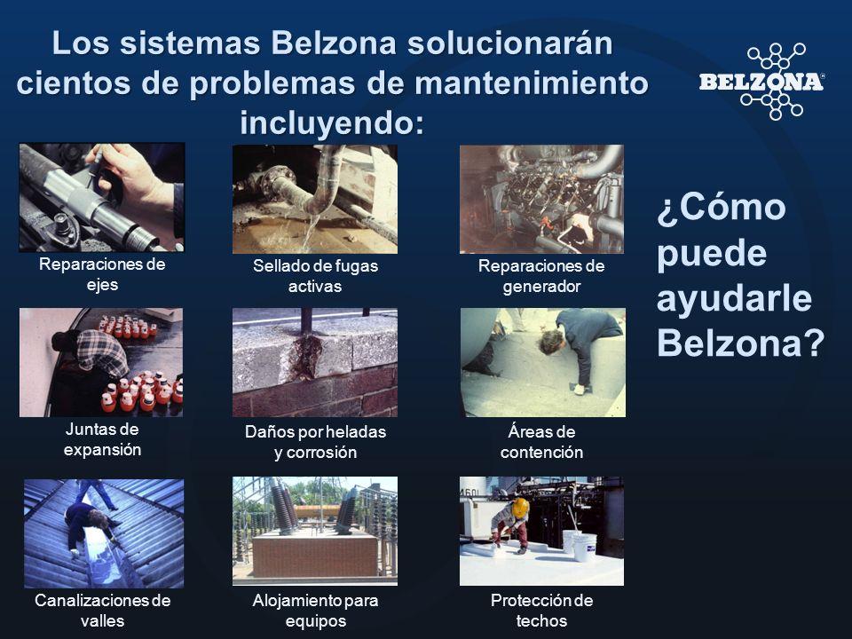 ¿Cómo puede ayudarle Belzona