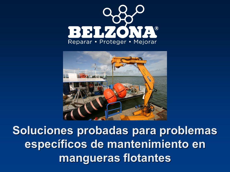 Gracias por permitirme presentarle nuestras soluciones para problemas de mantenimiento en mangueras flotantes.