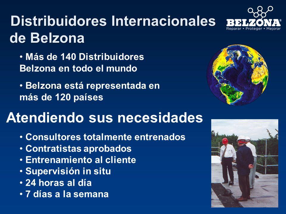 Distribuidores Internacionales Atendiendo sus necesidades