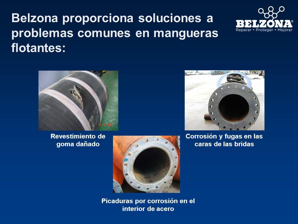 Belzona proporciona soluciones a problemas comunes en mangueras flotantes: