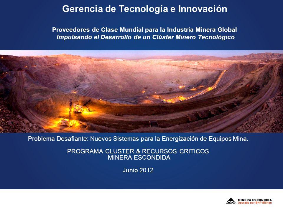 Gerencia de Tecnología e Innovación