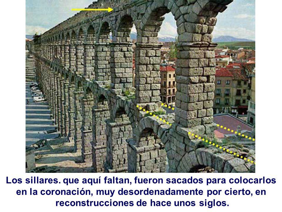 reconstrucciones de hace unos siglos.