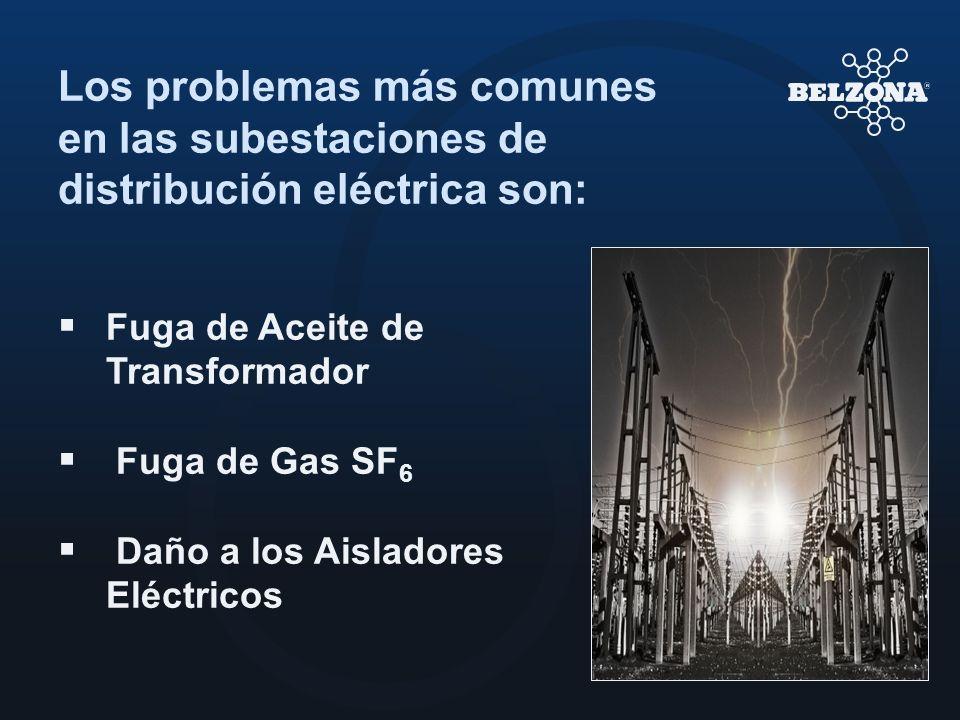 Los problemas más comunes en las subestaciones de distribución eléctrica son: