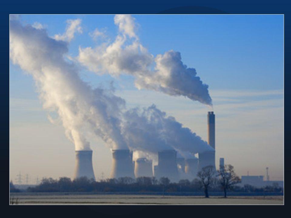 Centrales eléctricas de carbón...