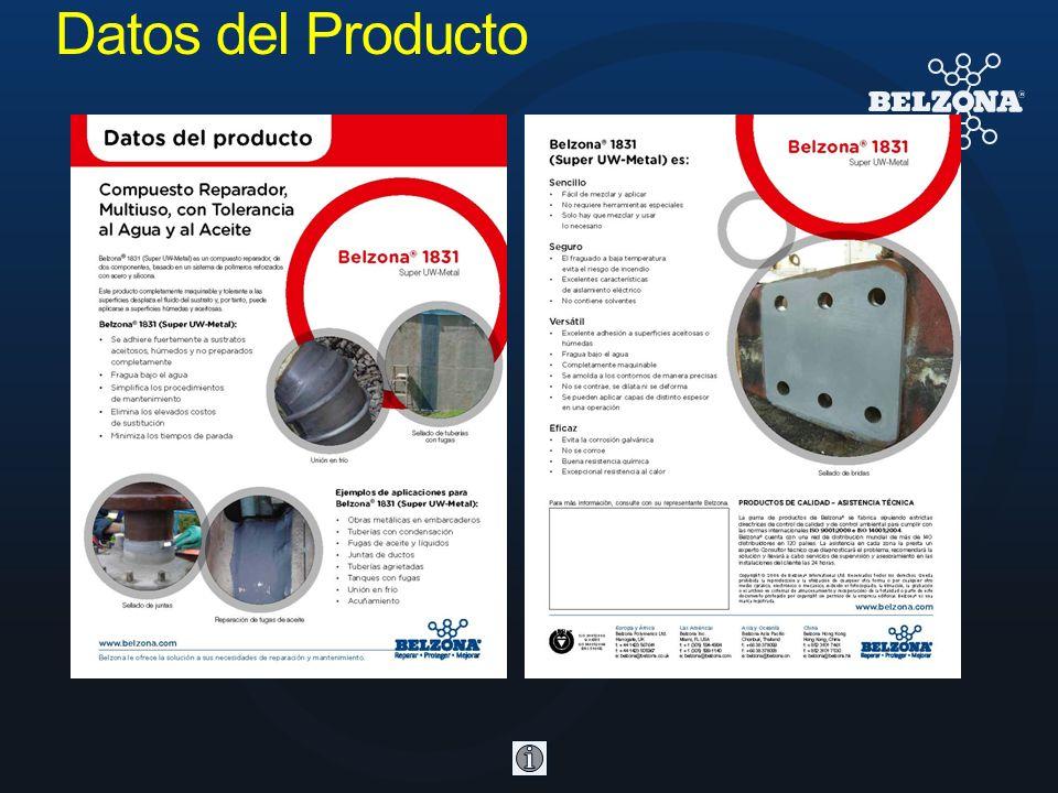 Datos del Producto La hoja de Datos del Producto...