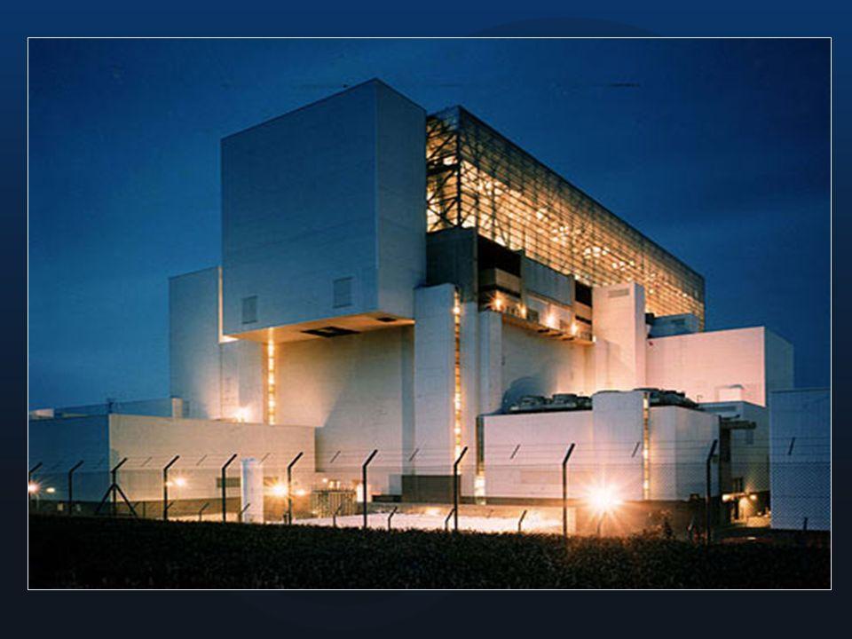 Centrales eléctricas nucleares...