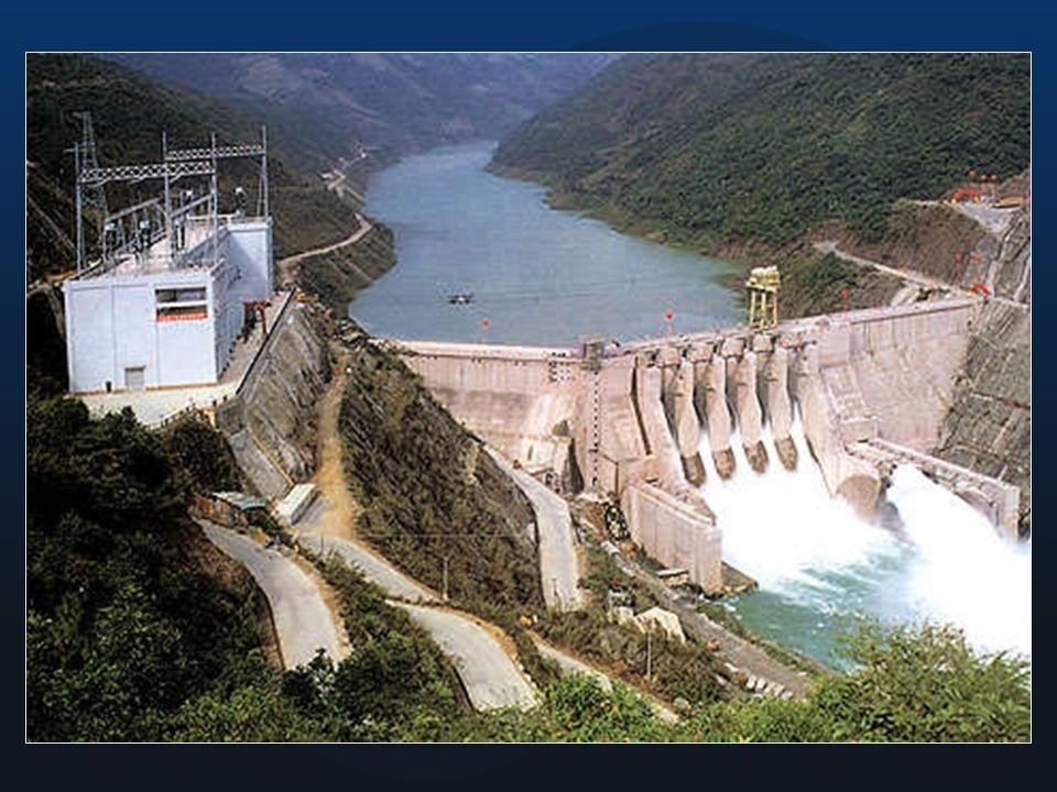 Centrales hidroeléctricas...