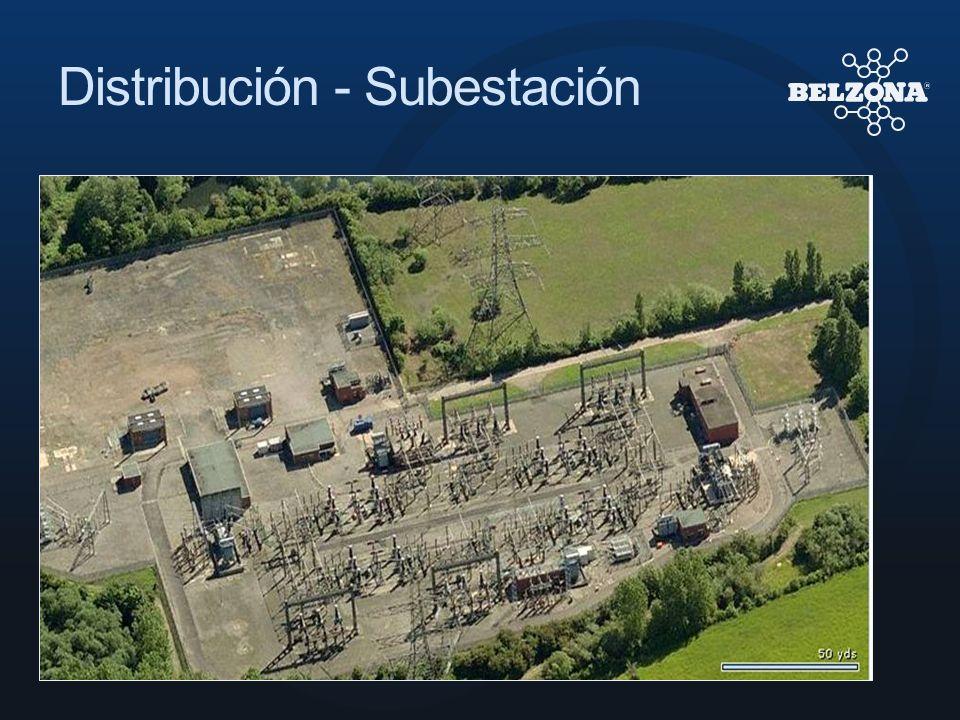 Distribución - Subestación