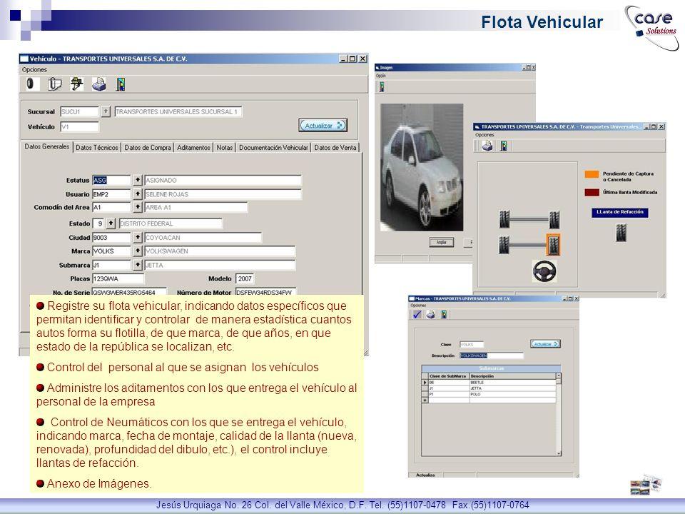 Flota Vehicular
