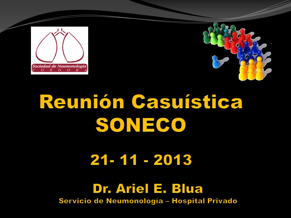 Reunión Casuística SONECO
