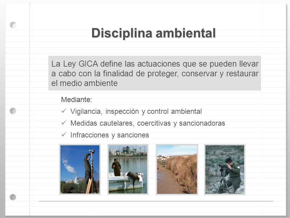 Disciplina ambiental
