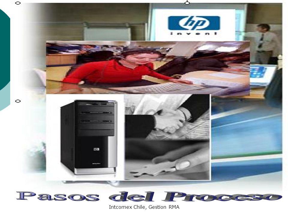 Intcomex Chile, Gestion RMA