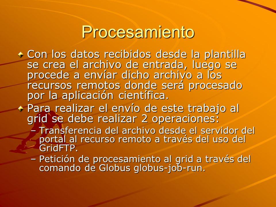 Procesamiento