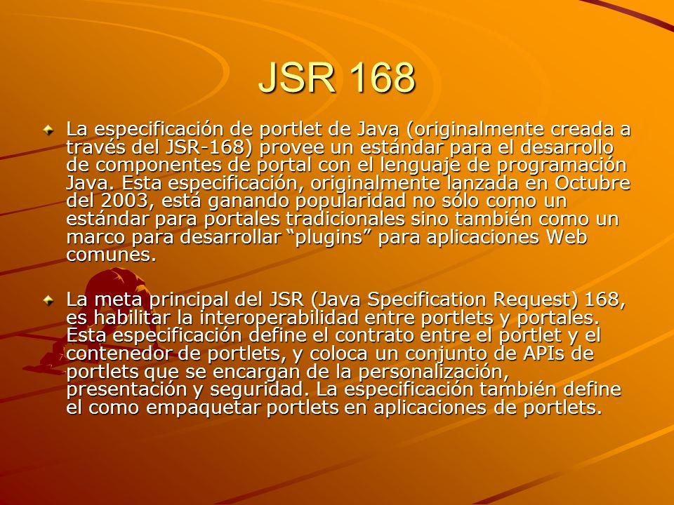 JSR 168