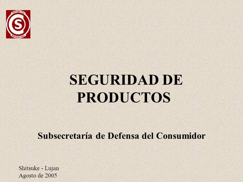 Subsecretaría de Defensa del Consumidor