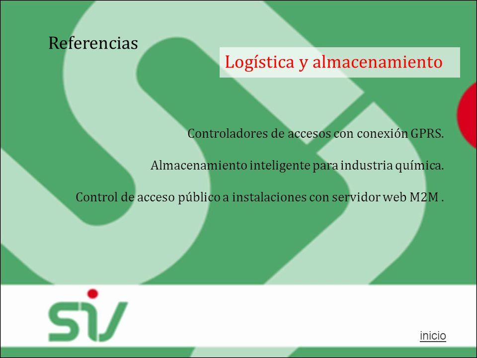 Logística y almacenamiento