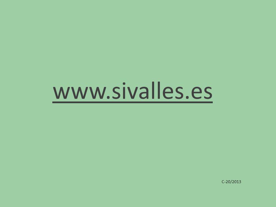 www.sivalles.es C-20/2013