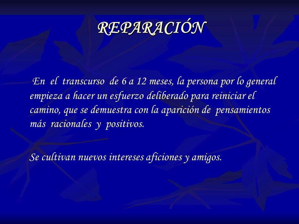REPARACIÓN