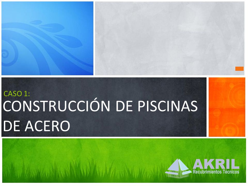 CONSTRUCCIÓN DE PISCINAS DE ACERO