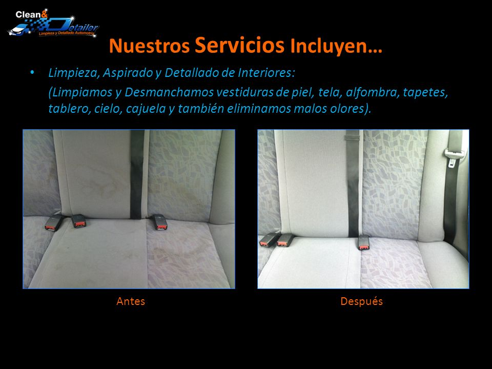 Nuestros Servicios Incluyen…