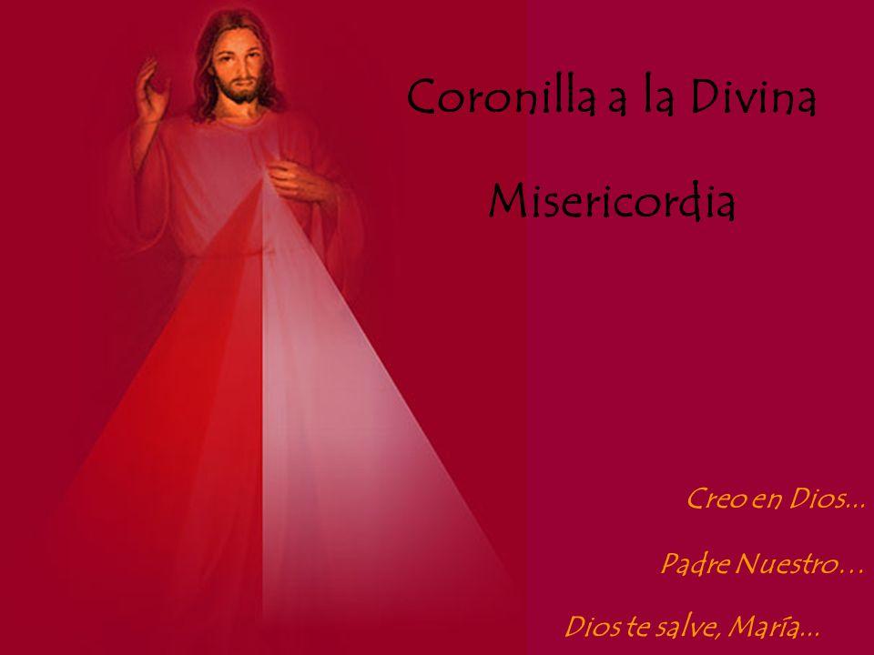 Coronilla a la Divina Misericordia