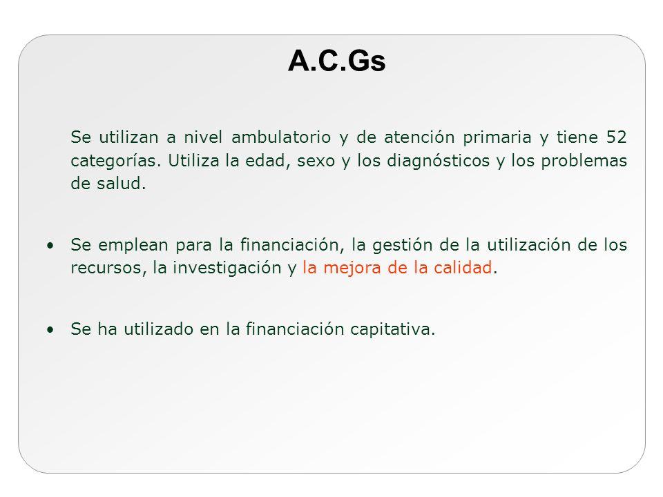 A.C.Gs