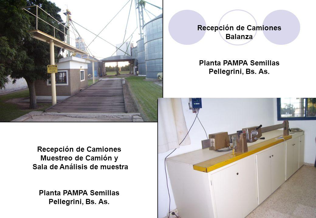 Sala de Análisis de muestra
