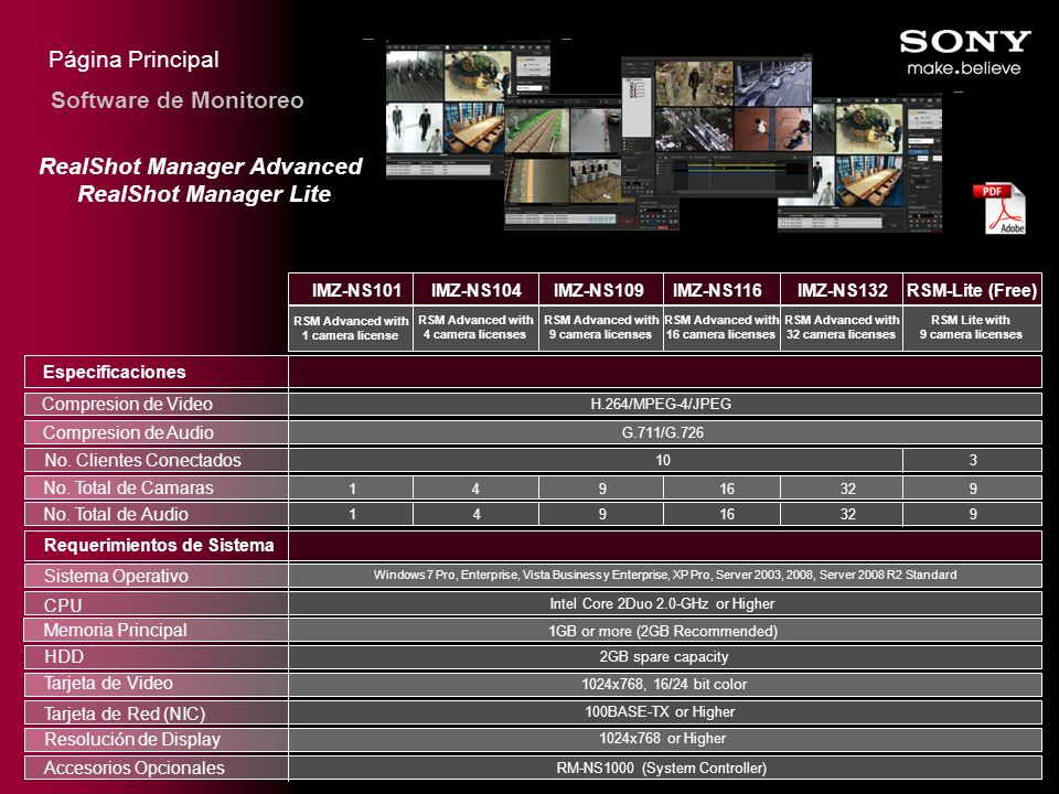 RealShot Manager Advanced