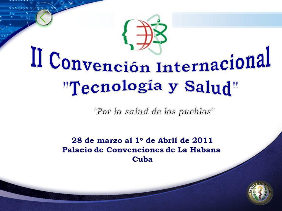 II Convención Internacional Tecnología y Salud