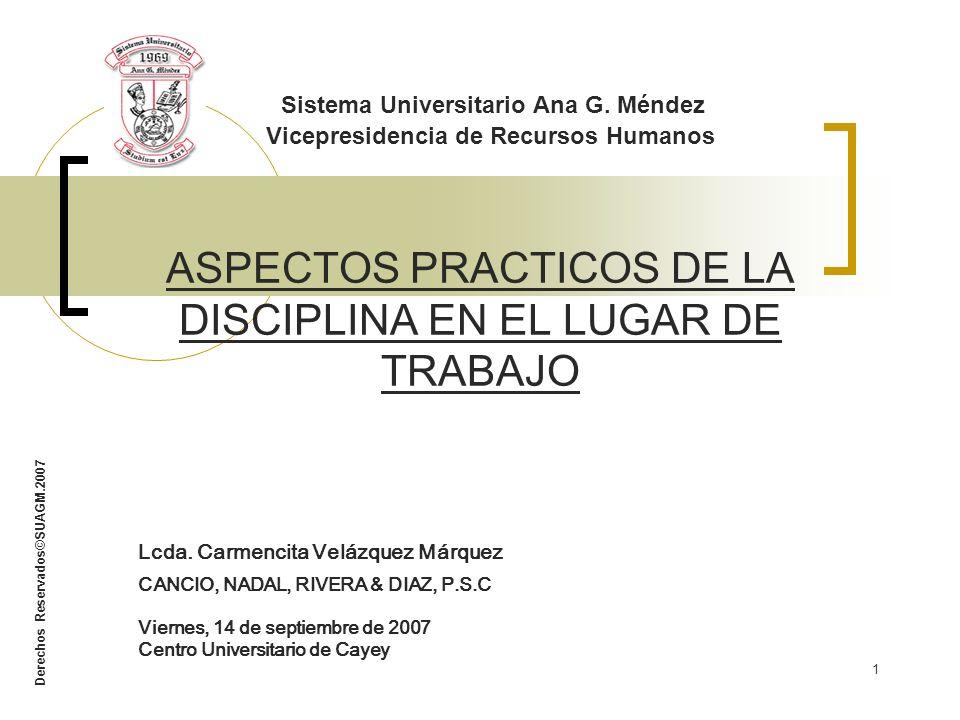 Sistema Universitario Ana G