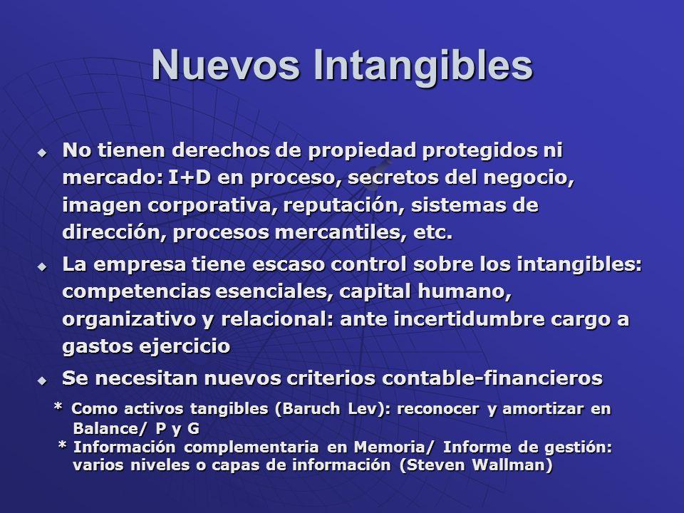 Nuevos Intangibles