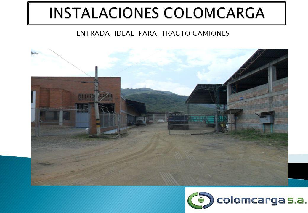 INSTALACIONES COLOMCARGA