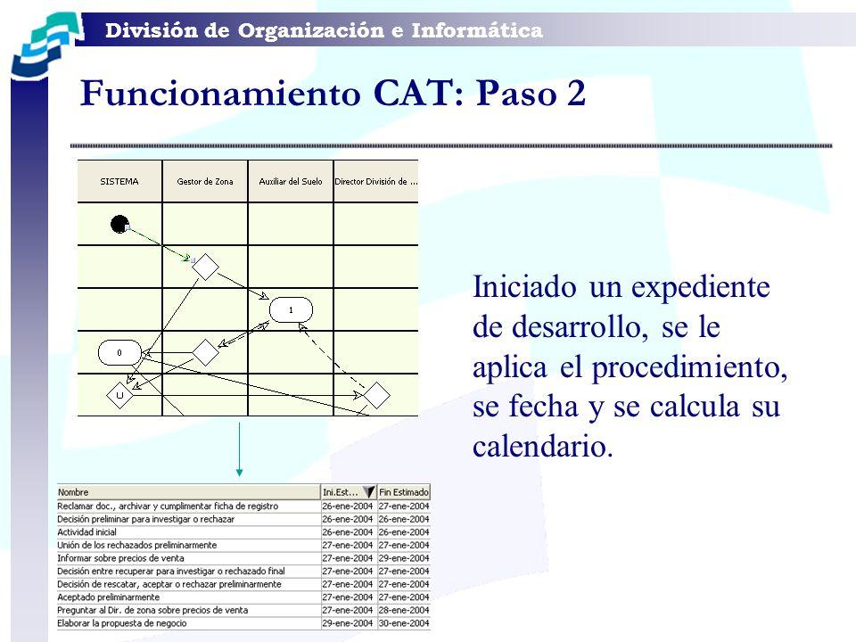 Funcionamiento CAT: Paso 2